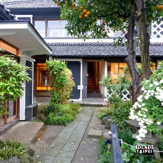【舊澤村邸】町長家百年老屋變身休憩所 讓遊客走入大正時代參觀