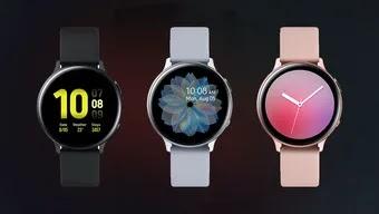 Galaxy Watch Active 2 Ortaya Çıktı