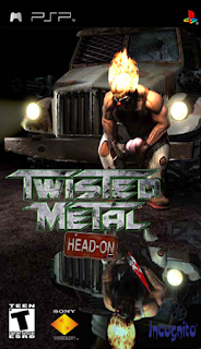 Cheat Twisted Metal: Head-On PSP PPSSPP