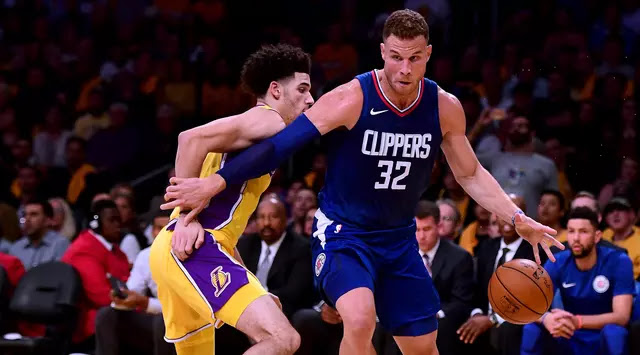 Lakers Powerless Face Clippers