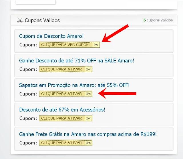 Dica: Economizando em compras online com o Cupom Válido