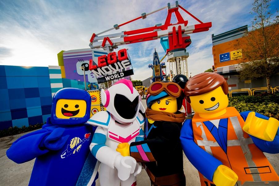 The LEGO Movie Days Event Kicks Off July 13 at LEGOLAND ...