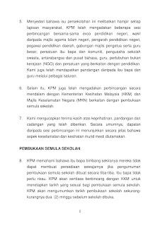 V7 TEKS%2BUCAPAN%2BPELAN%2BTINDAKAN%2BPERSEKOLAHAN%2BPASCA%2BPKP 2 - COVID-19: UPSR, PT3 dibatalkan, SPM, STPM ditunda ke 2021