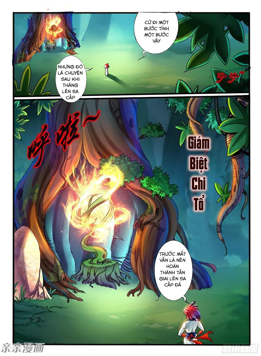 Huyễn Thú Vương Chương 208 - TruyentranhLH.com