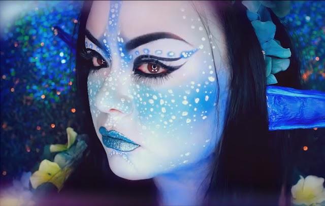 Fantasy Makeup Trends - What Is Fantasy Makeup
