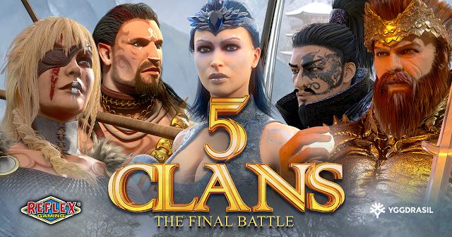 5 clans | The Final Battle | Reflex Gaming