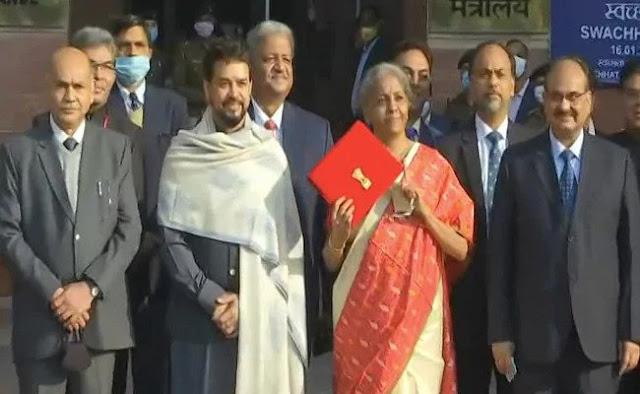 Nirmala-sitaraman-budget-2021-newstrends