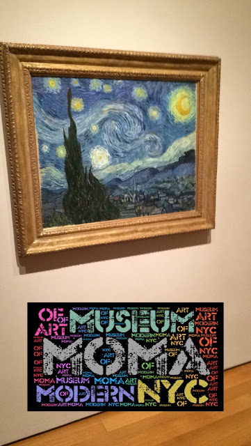 snapchat filter moma nyc starry night van gogh