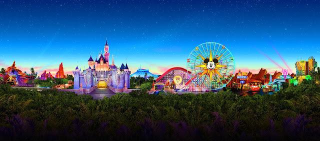 DisneySea And DisneyLand