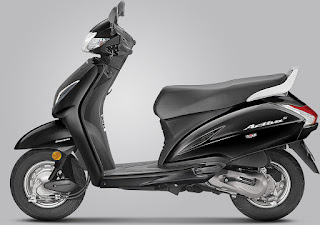Honda Activa 5G Black Colour