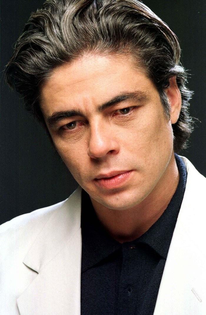Benicio Del Toro HairStyle (Men HairStyles)