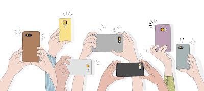 7 konsep foto menggunakan smartphone