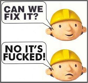 bob the builder fuck
