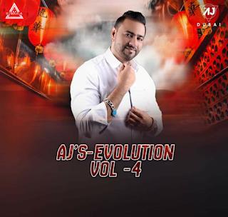 AJ'S EVOLUTION VOL 4 - DJ AJ DUBAI