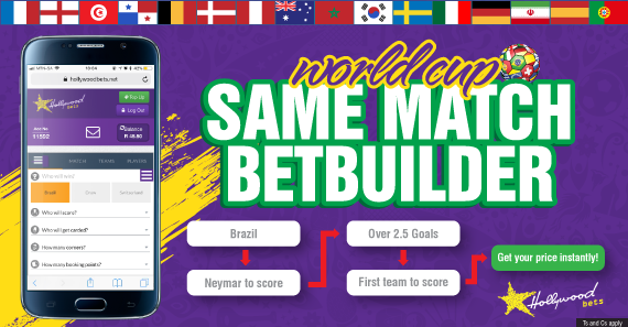 Same Match Betbuilder Rules