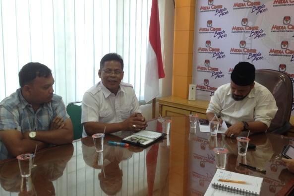Mengatasi Banjir Di Banda Aceh, Calon Walikota Aminullah Punya Solusinya