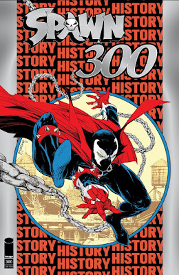 McFarlane Image Comics Spawn 300