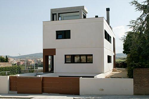 Arquitectura arquidea casas prefabricadas de hormig n - Casas modulares hormigon ...