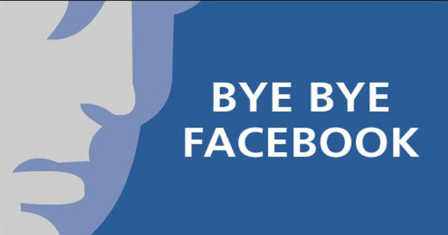 how to delete facebook account on facebook mobile
