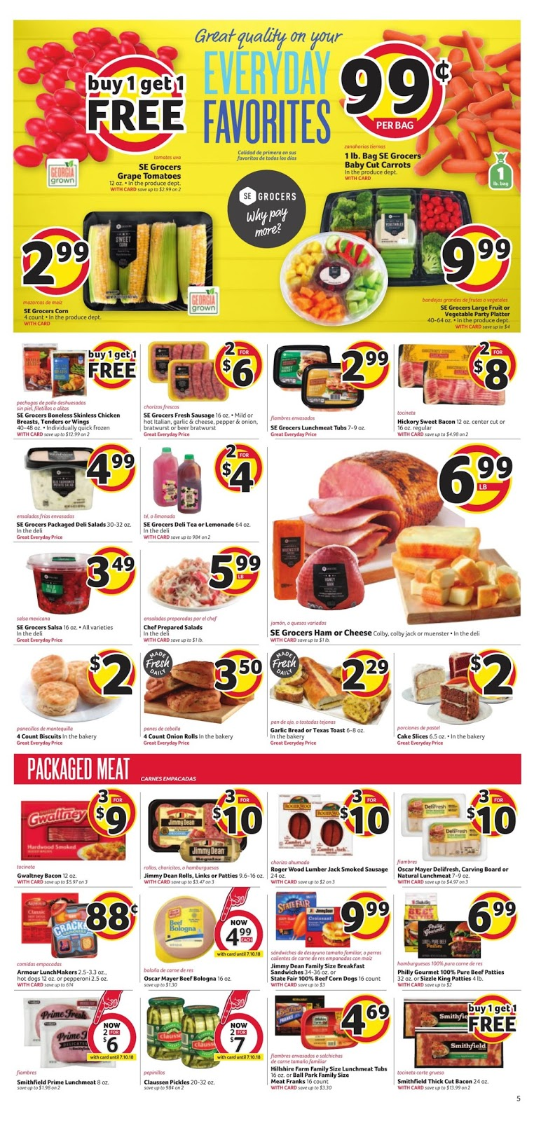 Winn Dixie Weekly Ad May 30 June 5 2018 View Weekly Ad