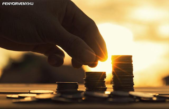 A Pénz titka: A jólétre összpontosíts!