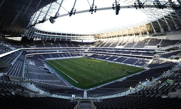 Tottenham Sign Deal To Stay At Wembley If Their New Stadium Is Still Not Ready By New Year