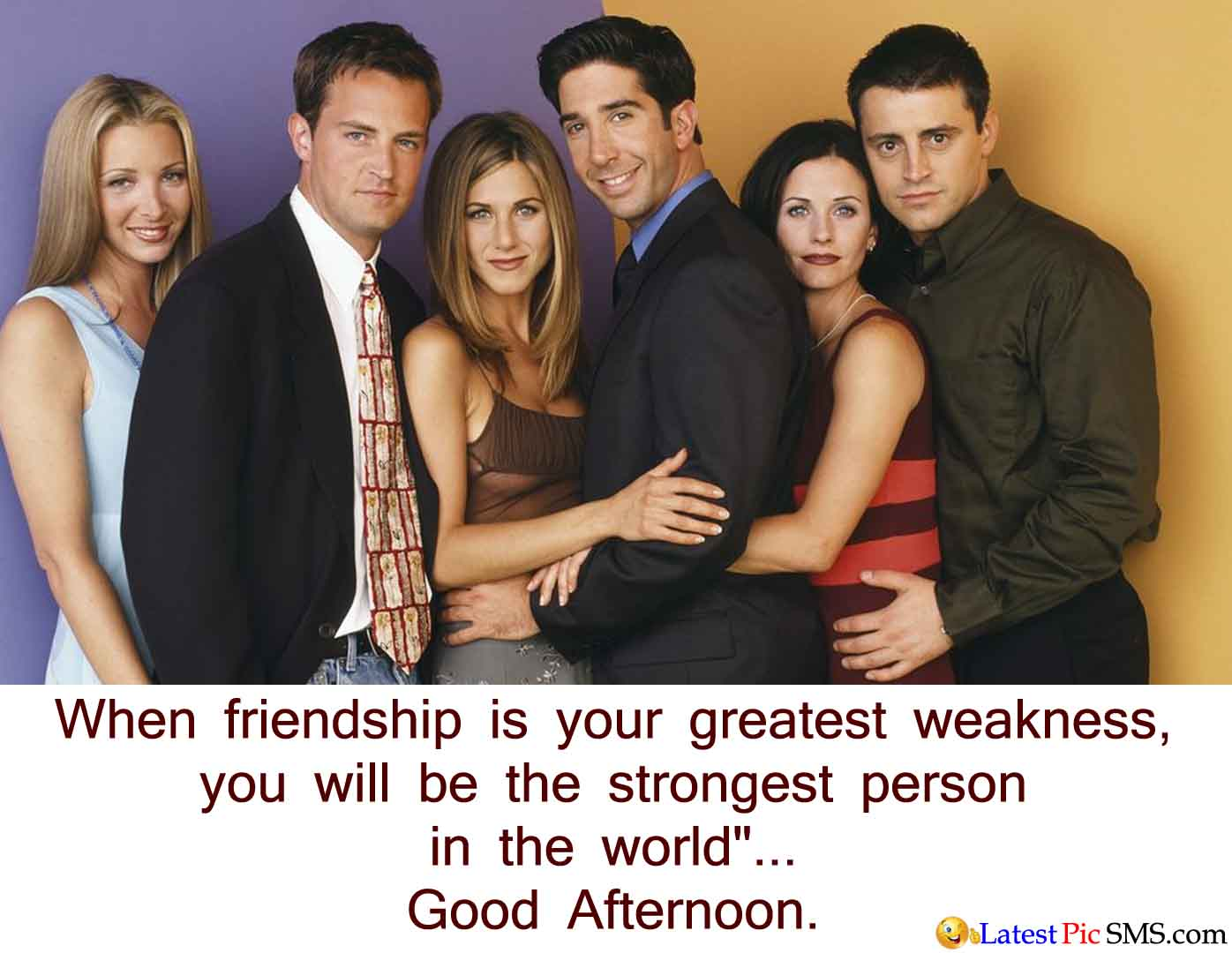 Friends Good Afternoon Images Quotes