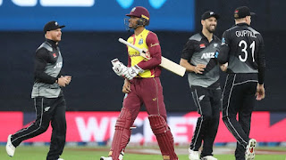 New Zealand vs West Indies 3rd T20I 2020 Highlights