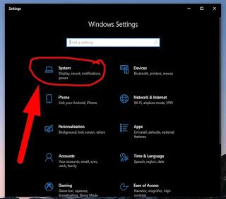 Cara Memperbesar Tulisan Di Laptop Windows 10