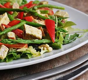 dieta dissociata con insalata di quaglie in salamoiahan