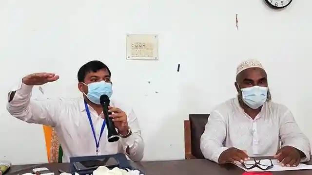 টিকাদান কার্যক্রম নিয়ে বকশীগঞ্জে স্বাস্থ্য কর্মকর্তার মতবিনিময়