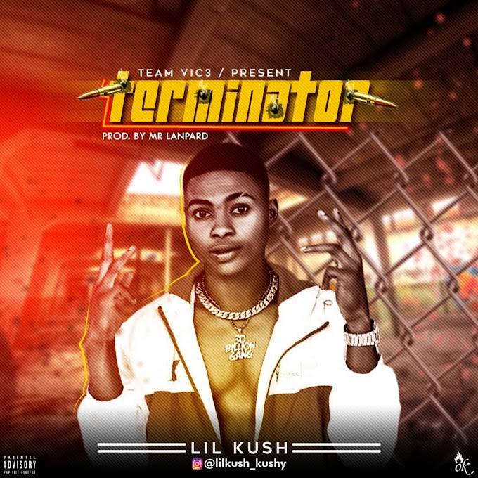 LIL KUSH - TERMINATOR MP3 DOWNLOAD