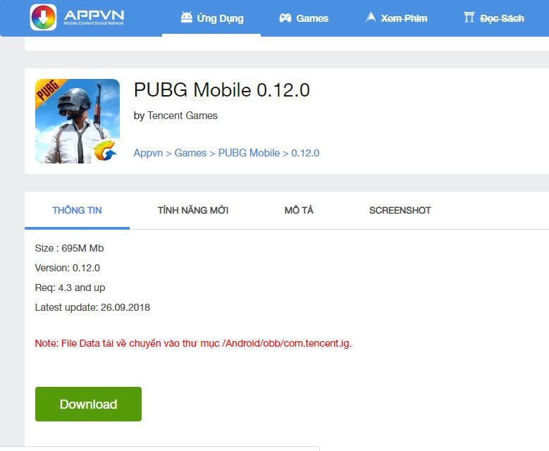 Tải Appvn - Thỏa sức khám phá kho ứng dụng Android, IOS miễn phí c