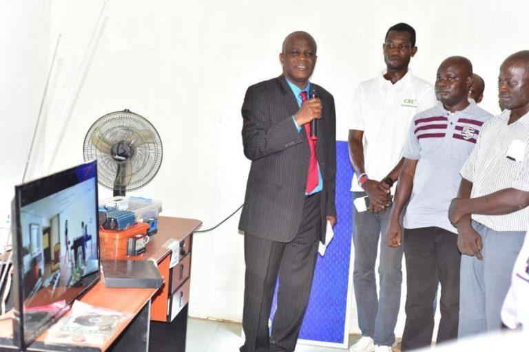 FUTA Develops Solar Powered Generator