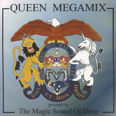 Queen - Megamix (Deep Dance)
