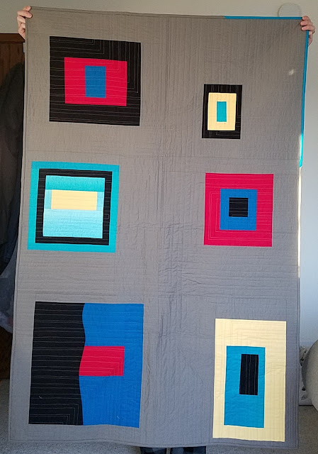 Made It: Outreach Quilt