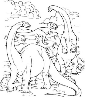 Best Of Coloring Pages Dinosaur For Kids