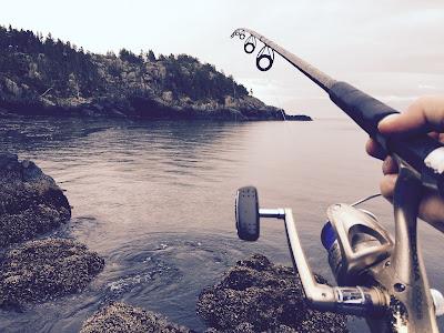 Teknik dasar memancing