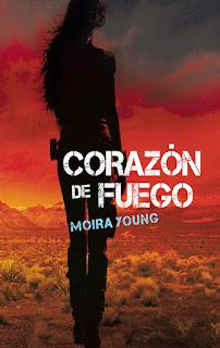 Corazón de fuego 1, Moira Young