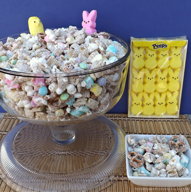 Home Sweet Homestead: PEEPS Snack Mix