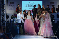 Celebrities at The Wedding Vows Fashion Show