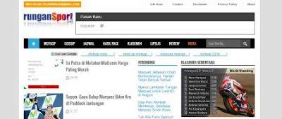 Rahasia Ngeblog Blog Rungan, Blog Terkenal Tentang MotoGP