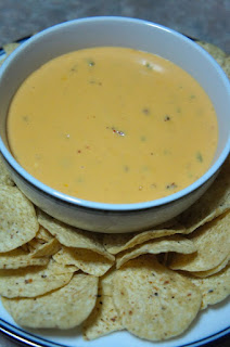 Chipotle Cheese Queso: Savory Sweet and Satisfying