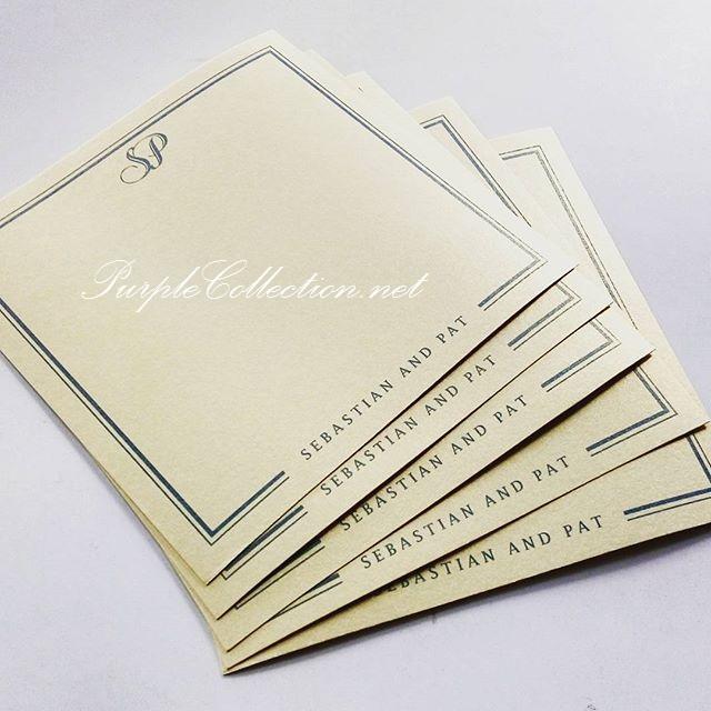 wedding thank you cards printing malaysia, pearl ivory gold card, metallic card, grand ballroom, park royal, saujana hotel, holiday inn, renaissance hotel, kuala lumpur, selangor, sabah, sarawak, note, logo design, initial, envelope, custom made, personalized, personalised, simple, minimalist, square card, international, singapore, modern, SP logo, artwork, design, perak, ipoh, bentong, pahang, kuantan, johor bahru, agent, reseller, kad kad kahwin, western, chinese, christian, online order, express, rush, penang, terengganu