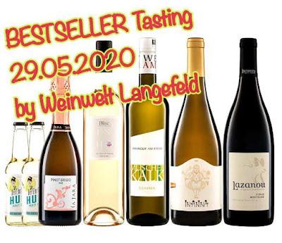 Bestseller Online Organic Wine Tasting