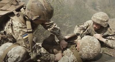 На Донбасі армія зазнала важких втрат.