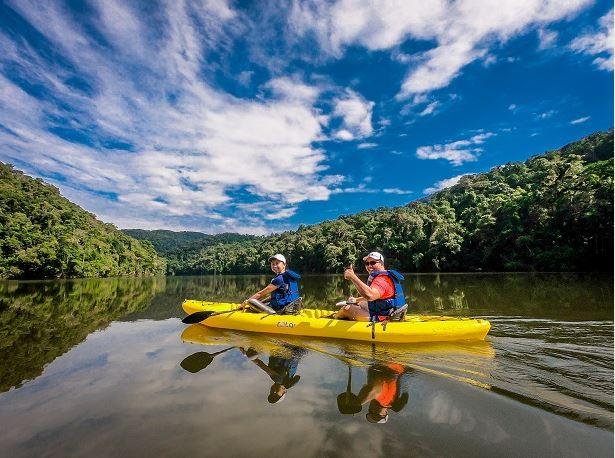 Black Friday no Legado das Águas é opção de diversão com ecoturismo