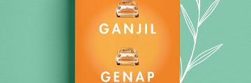Review Novel Ganjil Genap Karya Almira Bastari, Cerita Metropop Realistis