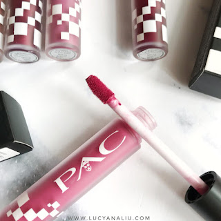 PAC Satin Lip Cream
