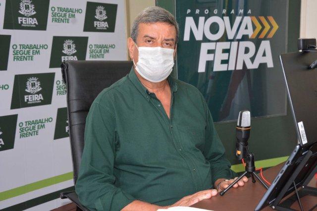 Estrutura para vacinação em Feira de Santana contará com 103 pontos de vacinação e 300 mil seringas